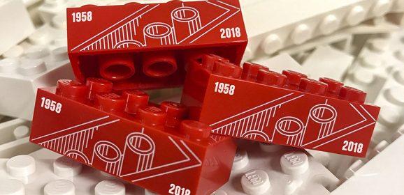 DK Books Reveal 60th Anniversary LEGO Brick & Book