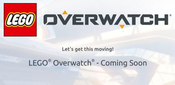 LEGO Overwatch Sets Arriving Soon
