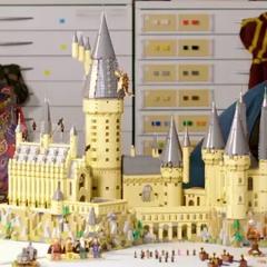 LEGO Hogwarts Castle Designer Video