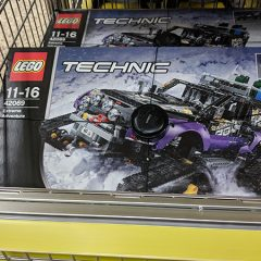 Cheap LEGO Technic Sets Going Going Gone At Tesco