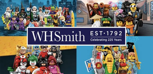 BOGOF On LEGO Collectibles At WHSmith