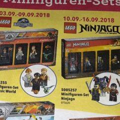 Toys R Us Minifigure Packs Revealed