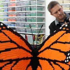 LEGO Artist Sean Kenney Signs Exhibition Deal