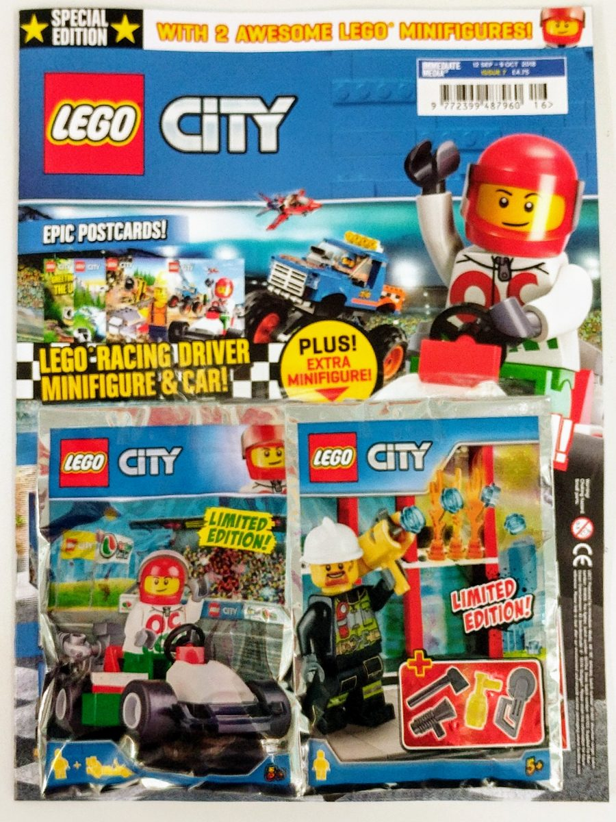 Harga Leggo City Terbaru 2018 Osram Lampu Mobil Volvo S60 2007 2009 High Beam H9 62213cbh New Lego Magazine Out Today Bricksfanz Issue 7 Costs 4745 And Is On Sale