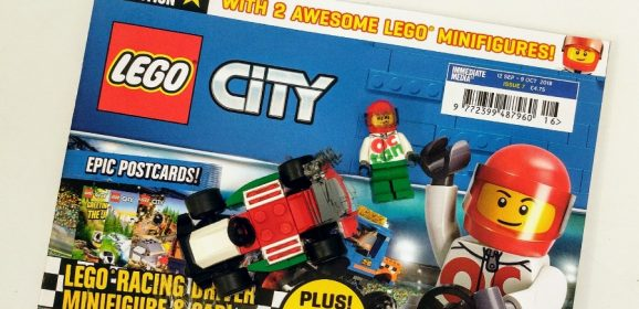 New LEGO City Magazine Out Today