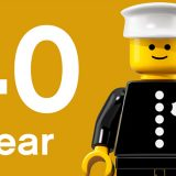 Celebrate 40 Years Of Minifigures At LEGO House