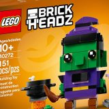 Halloween LEGO BrickHeadz Set Now Available