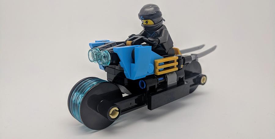 LEGO NINJAGO Build Your Own Adventure Book Review   BricksFanz