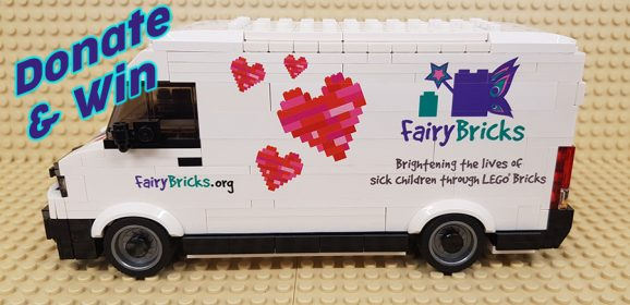 Donate For A Chance To Win A Rare Fairy Bricks Set