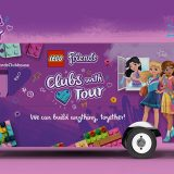 LEGO Friends Clubs With Heart Tours Canada