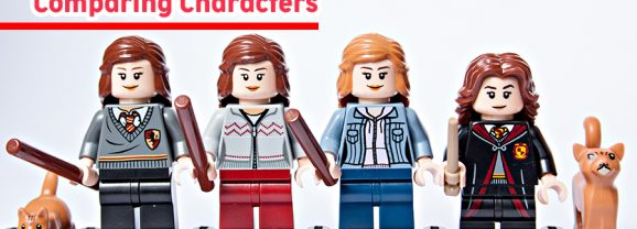 LEGO Harry Potter Comparing Characters Continued