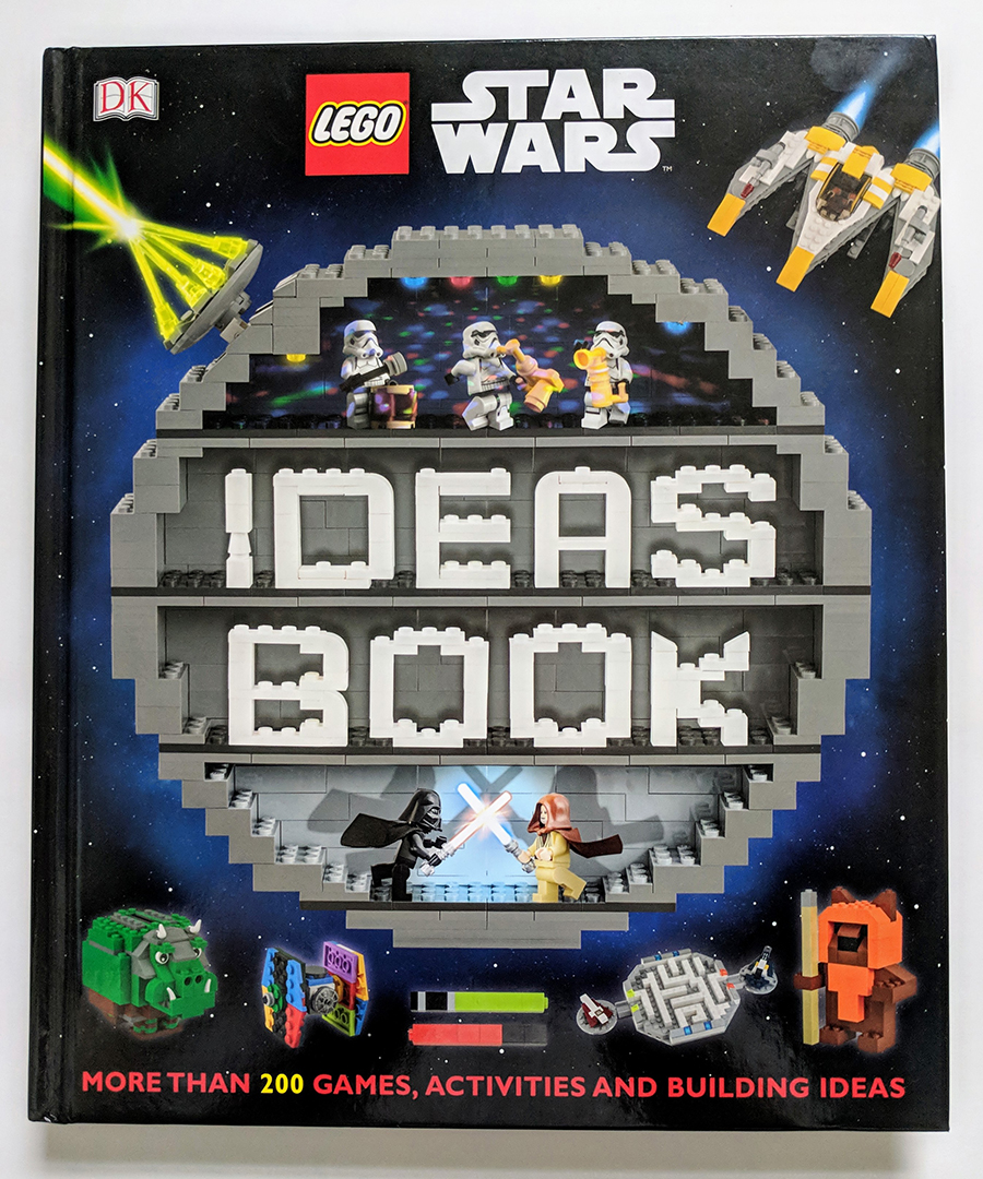 LEGO Star Wars Ideas Book Review
