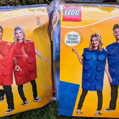 Disguise Adult LEGO Brick Costume Review