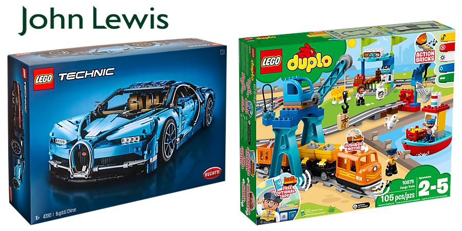 lego sets make john lewis 39 top christmas toys bricksfanz. Black Bedroom Furniture Sets. Home Design Ideas