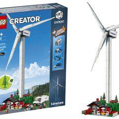 Introducing LEGO Creator Vestas Wind Turbine