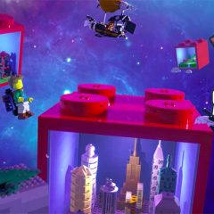 LEGO Cube The First Chinese LEGO Mobile Game Revealed