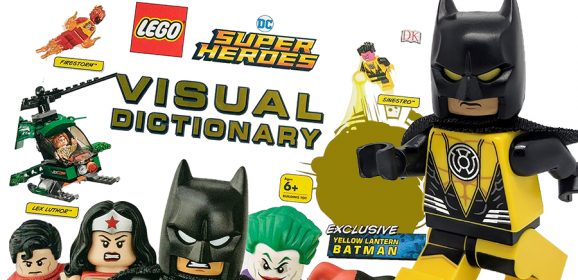 LEGO DC Super Heroes Visual Dictionary Review