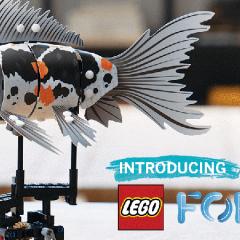 Introducing LEGO FORMA A New Creative Platform