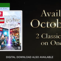 LEGO Harry Potter Collection Confirmed For Xbox & Switch