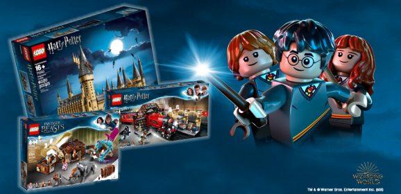 Up To 20% Off LEGO Harry Potter At Smyths