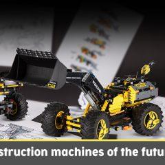 LEGO Ideas Contest: Technic Machines Of The Future