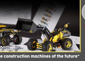 LEGO Ideas Contest: Technic Machines Of The Future