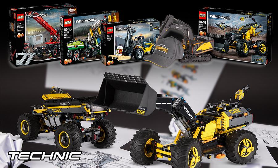 LEGO Ideas Contest: Technic Machines Of The Future | BricksFanz