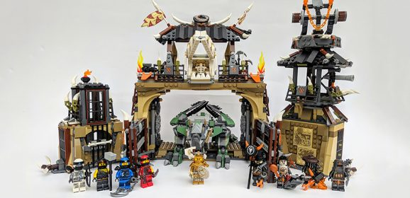70655: Dragon Pit LEGO NINJAGO Set Review