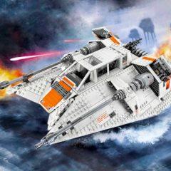 LEGO Star Wars UCS Snowspeeder Set To Retire Soon