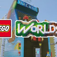 New Content Arrives For LEGO Worlds