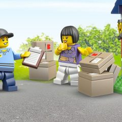 Last Day For Standard LEGO Delivery In UK & EU
