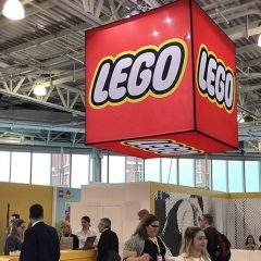 LEGO Attending London Toy Fair 2019