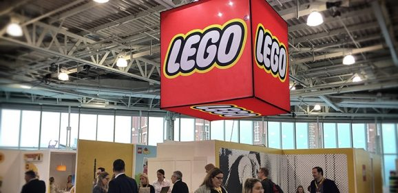 The LEGO Group At The London Toy Fair
