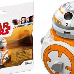 Free BB-8 Minibuild With LEGO Star Wars Purchases