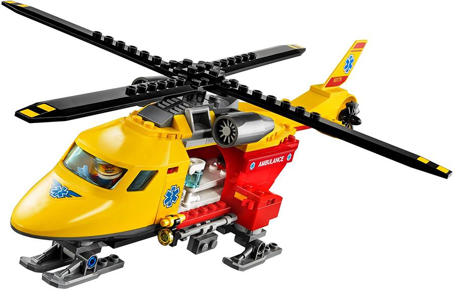 Top 10 Best LEGO Helicopters Sets   BricksFanz
