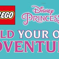 LEGO Disney Princess Build Your Own Adventure Book Review