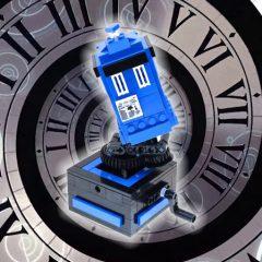 Amazing MOCs – Flying Kinetic LEGO TARDIS