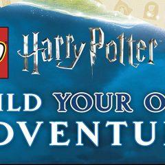 New LEGO Harry Potter Book Half Price