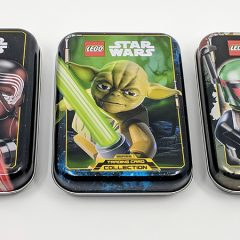LEGO Star Wars Trading Card Tins Out Now