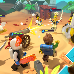 New LEGO Game Ready To Be Revealed