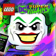 LEGO DC Super-Villains – Countdown To Chaos