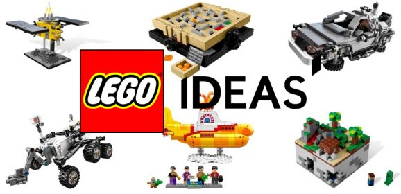 LEGO Ideas At 10 The Facts & Figures