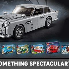 LEGO Ideas Contest: Build Something Bond