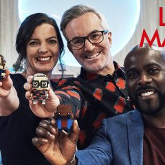 Meet The LEGO MASTERS Judges Signing Event