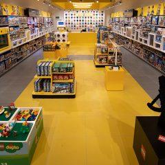 Ready, Steady, Build – LEGO Store Milton Keynes Re-opens