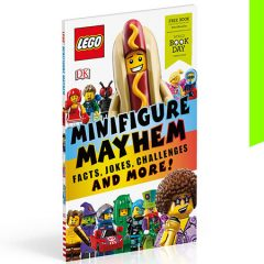 LEGO Minifigures World Book Day Title Now Available