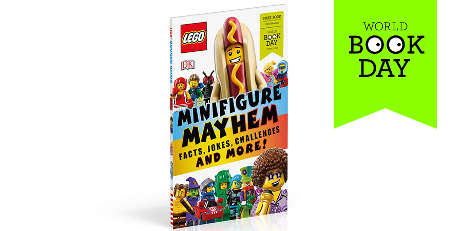 LEGO Minifigures World Book Day Title Now Available | BricksFanz