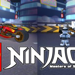 Upcoming LEGO NINJAGO Sets Teased