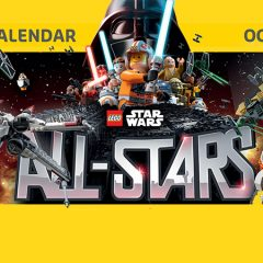 LEGO Offers & Promotions October 2018