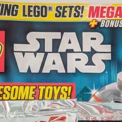 LEGO Star Wars Magazine October Issue